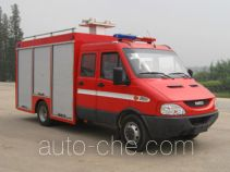 Hanjiang HXF5041TXFJY07A fire rescue vehicle