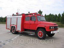 汉江牌HXF5090GXFPM35ZD型泡沫消防车