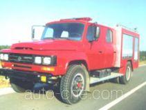 Hanjiang HXF5090GXFSG33Z fire tank truck