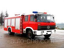 汉江牌HXF5110GXFPM40E型泡沫消防车
