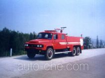 Hanjiang HXF5130GXFSG60 fire tank truck