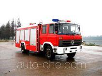汉江牌HXF5110GXFPM40K型泡沫消防车