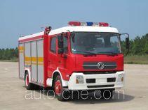 Hanjiang HXF5141GXFSG55 fire tank truck
