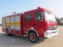 Hanjiang HXF5150GXFSG55/A fire tank truck