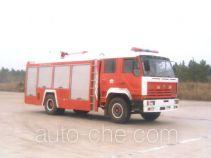 汉江牌HXF5160GXFPM55型泡沫消防车