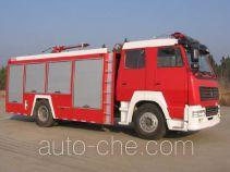 汉江牌HXF5191GXFPM80S型泡沫消防车