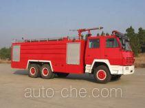 汉江牌HXF5250GXFPM120S型泡沫消防车