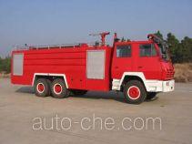 Hanjiang HXF5250GXFSG120S fire tank truck