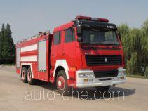 Hanjiang HXF5251GXFSG120 fire tank truck