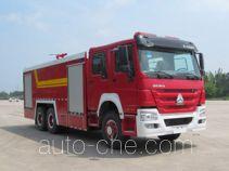 Hanjiang HXF5270GXFSG120 fire tank truck