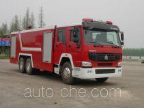 Hanjiang HXF5320GXFSG160 fire tank truck
