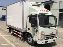 Yuanwang HXW5040XLCP73K2C3V refrigerated truck