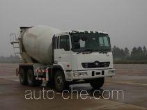 汉阳牌HY5253GJBM型混凝土搅拌运输车
