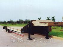 汉阳牌HY9261DT型平板半挂车