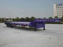 汉阳牌HY9261TDP型低平板半挂车