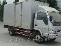 Hongyun HYD5041X box van truck
