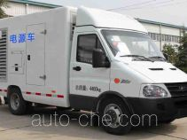 Hongyun HYD5044XDYCF power supply truck