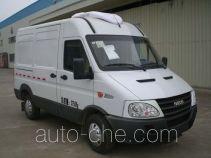 Hongyun HYD5044XLCQC refrigerated truck