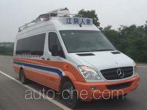 Hongyun HYD5055XZHBZ command vehicle