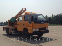 Hongyun HYD5060TQX guardrail and fence repair truck