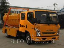 Hongyun HYD5070ZBS skip loader truck