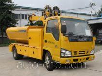 宏运牌HYD5070ZZD型抓斗式垃圾车