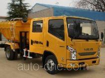 Hongyun HYD5073ZZZ self-loading garbage truck