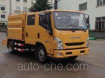宏运牌HYD5075GQX1型清洗车