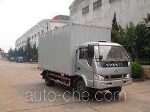 Hongyun HYD5091X box van truck