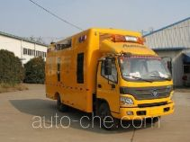Hongyun HYD5120XDY power supply truck