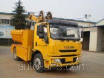 Hongyun HYD5122ZZD grab garbage truck