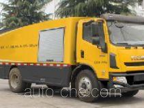 Hongyun HYD5123GQX sewer flusher truck