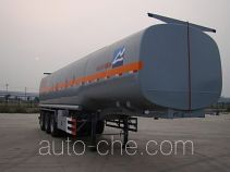Yafeng HYF9408GRY flammable liquid tank trailer