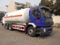 永旋牌HYG5263GDY型低温液体运输车