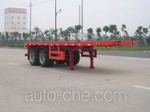 Yongxuan HYG9281TJZ container carrier vehicle