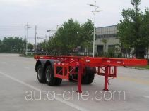 Yongxuan HYG9283TJZ container carrier vehicle