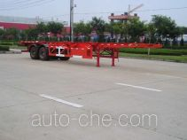Yongxuan HYG9352TJZ container carrier vehicle