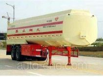 Yongxuan HYG9355GHY chemical liquid tank trailer