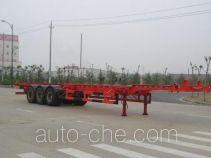 永旋牌HYG9390TJZ型集装箱半挂牵引车
