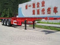Yongxuan container transport trailer