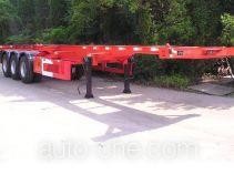 永旋牌HYG9401TJZ型集装箱运输半挂车