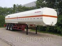 永旋牌HYG9403GRY型易燃液体罐式运输半挂车