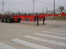 永旋牌HYG9403TJZ型集装箱半挂牵引车