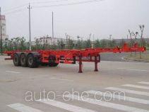 永旋牌HYG9405TJZ型集装箱半挂牵引车