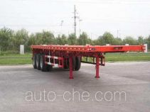 Yongxuan HYG9407TJZ container carrier vehicle