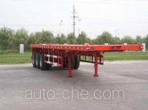 永旋牌HYG9407TJZ型集装箱半挂牵引车
