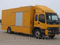 Yihe HYH5140XDY power supply truck