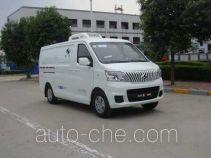 Hongyu (Henan) HYJ5020XLCA1 refrigerated truck