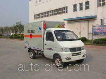 Hongyu (Henan) HYJ5020XQYA explosives transport truck