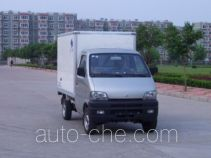 Hongyu (Henan) HYJ5021XBW insulated box van truck